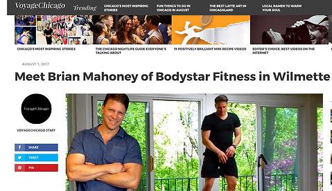 Personal Training Bodystar Fitness