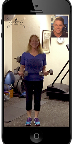Personal Trainer Online Bodystar Fitness