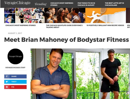 More About Brian Mahoney, CPT
