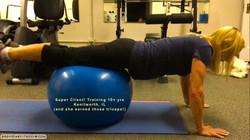 Fitness training session: Kenilworth
