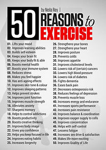 Personal Training 50 Reasons