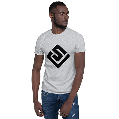 SJ Black Short-Sleeve Unisex T-Shirt