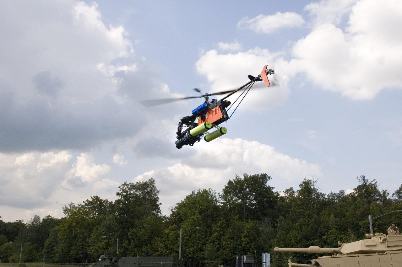 Aerials for General Dynamics