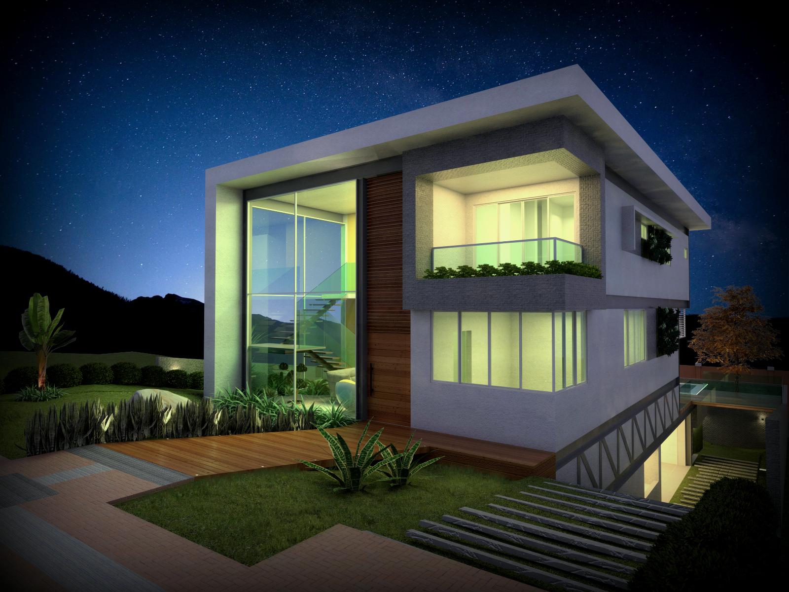 Casa da Colina Noite - 01.jpg