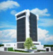 Conheça o Projeto de Reforma e Modernização do Edifício da ANATEL - Recife, dos Arquitetos Pernambicanos: Eric Dayan & Nadjânia Gomes, do ND STUDIO Arquitetura & Design, um escritório especializado em projetos comerciais da cidade.  arquiteturacomercialndstudio