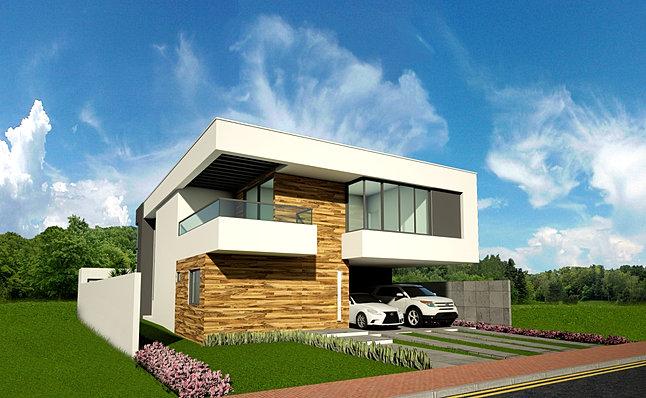 Nd studio arquitetura e design residencial for Casa moderna 8