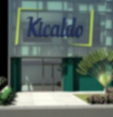 Conheças a Ambientação Planejada da Fábrica de Alimentos Kicaldo do Portfólio de Projetos dos Arquitetos Pernambicanos: Eric Dayan & Nadjânia Gomes, do ND STUDIO Arquitetura & Design, um escritório especializado em projetos comerciais de Recife.  arquiteturacomercialndstudio