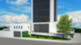 Conheça Edfícios Comerciais e Empresas Reformados e Modernizados do Portfólio de Projetos dos Arquitetos Pernambicanos: Eric Dayan & Nadjânia Gomes, do ND STUDIO Arquitetura & Design, um escritório especializado em projetos comerciais de Recife.  arquiteturacomercialndstudio