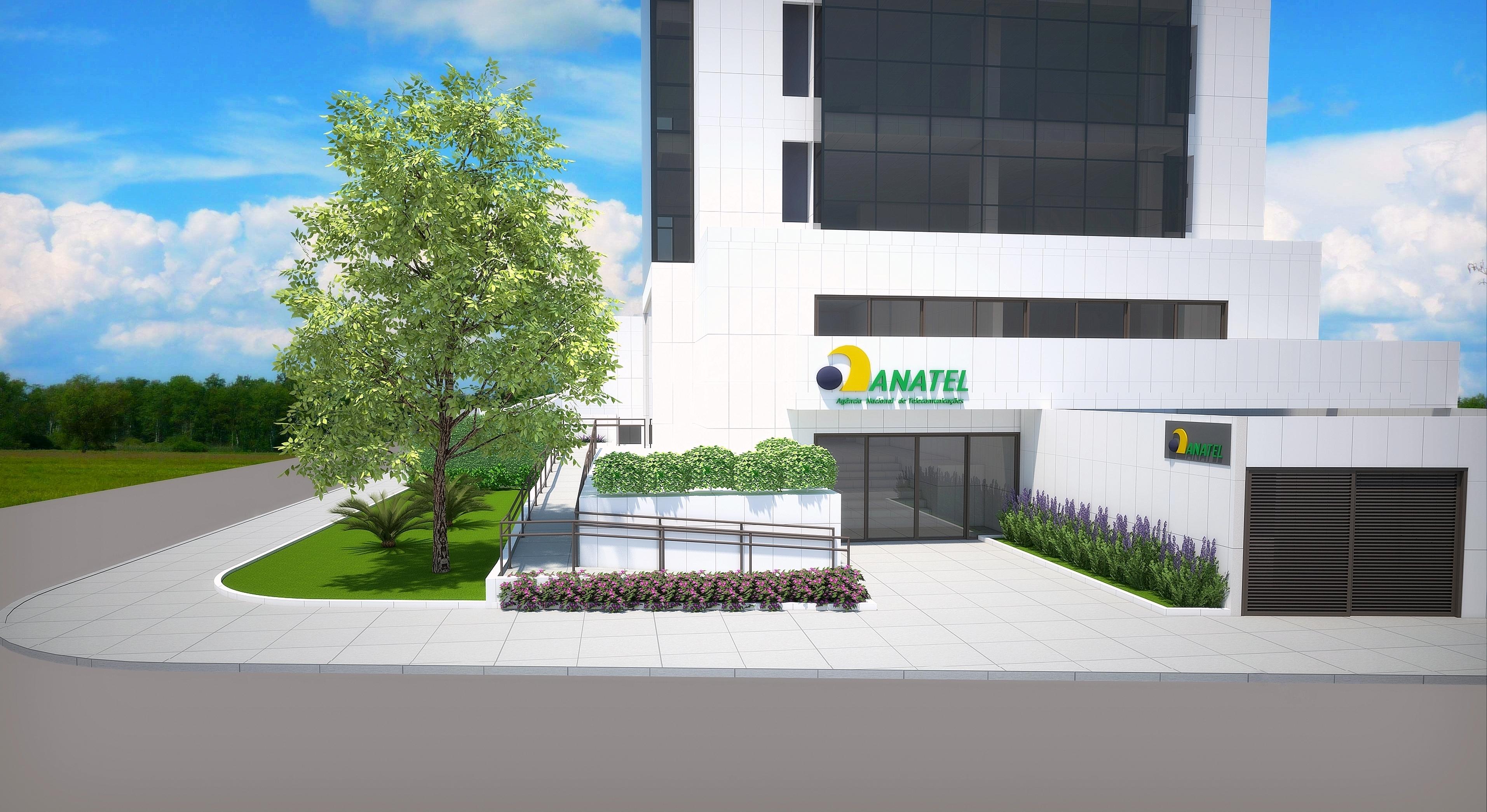 Reforma do Edifício da ANATEL Recife