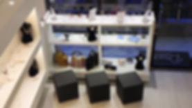 Conheça as Glamorosas Lojas, Joalherias e Boutiques do Portfólio de Projetos dos Arquitetos Pernambicanos: Eric Dayan & Nadjânia Gomes, do ND STUDIO Arquitetura & Design, um escritório especializado em projetos comerciais de Recife.  arquiteturacomercialndstudio