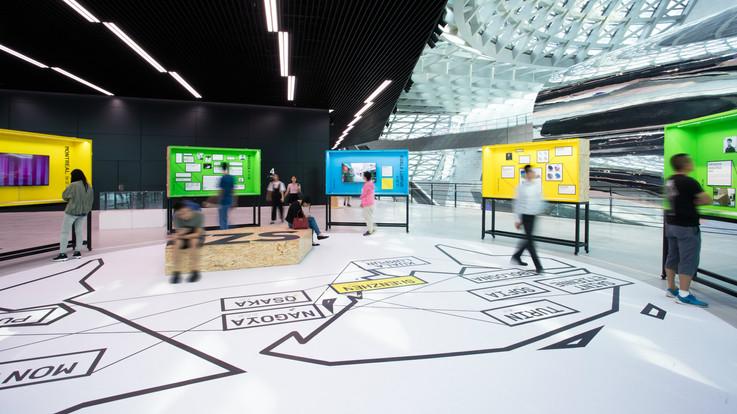 2019深圳设计周 创意城市网络展