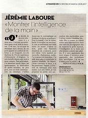 Journées européennes métiers d'art Jérémie Labouré Géraldine Moreau