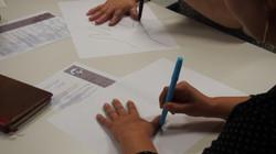 Le geste et le stylo
