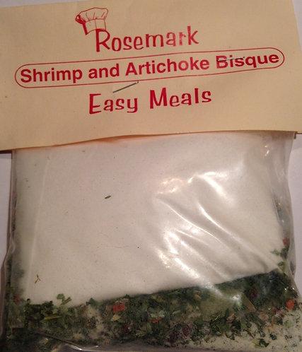 Shrimp & Artichoke Bisque