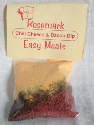 Chili Cheese & Bacon