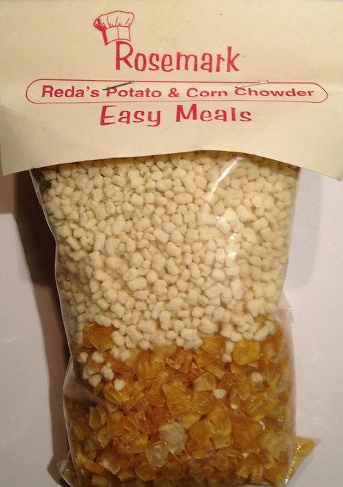Rita's Potato & Corn Chowder