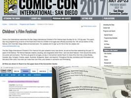 ComicCon 2017 Screening Press