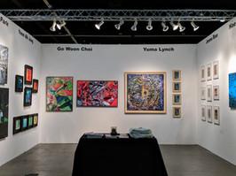 LA ART SHOW Gallery View