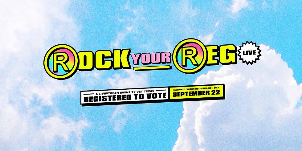 Rock Your Reg Live w/ MOVE Texas