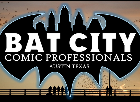 Shocking Questions with Bat City Comic Professionals