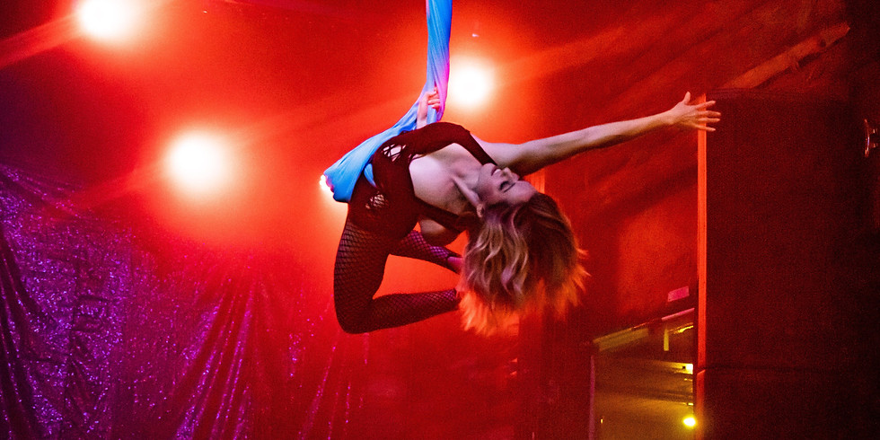 Tolly Moseley Aerial Dance Show