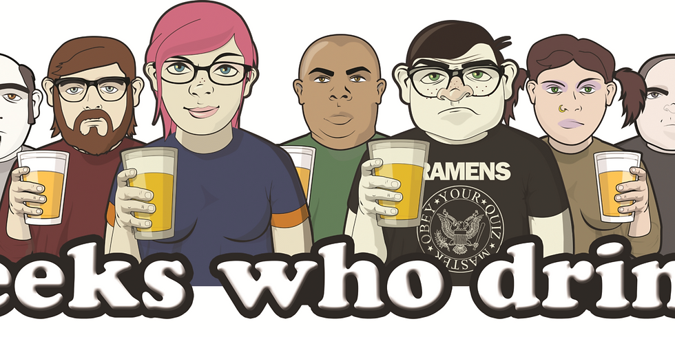 Geeks Who Drink: Quiz for a Cause
