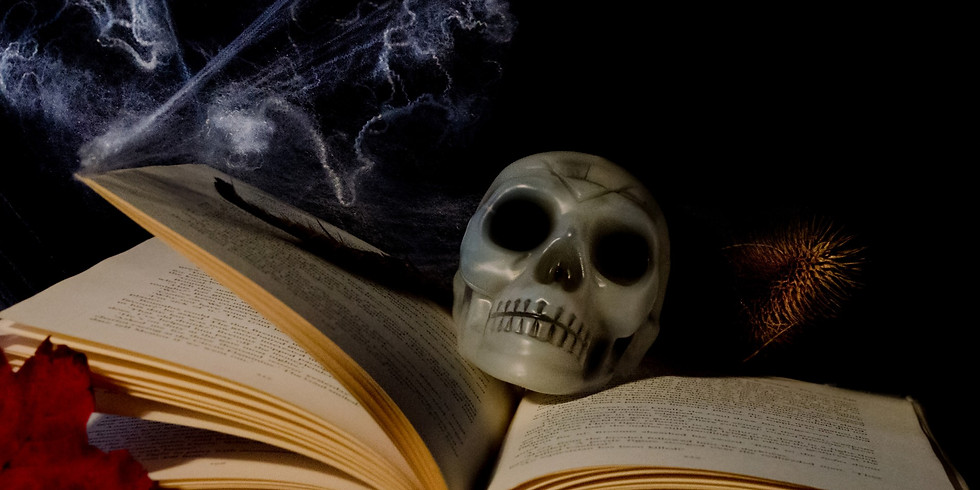 """BookPeople Presents """"Tales from Your Crypt: Original Tales of Terror"""""""