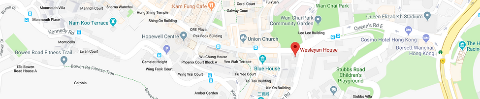Methodist International Church, Youth Service, Wesleyan House, 271 Queen's Road East, Wan Chai