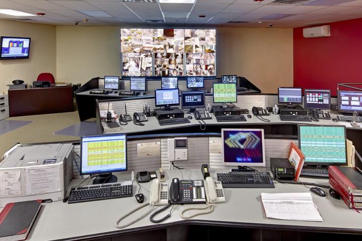 Centro de Servicios Integrados de Seguridad Tecnología Virtual Munipality of Carolina