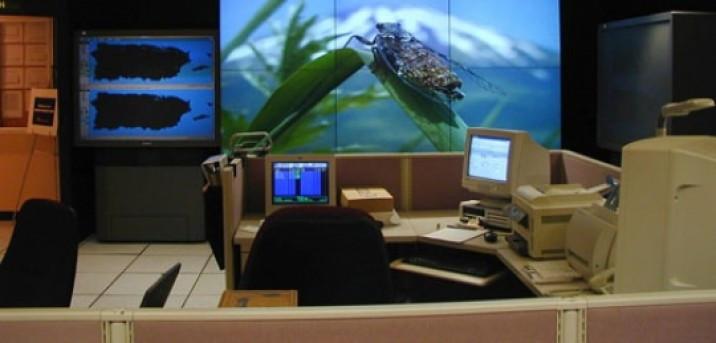 Puerto Rico Telephone Company Network Operation Center