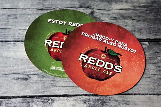 Redds Coaster