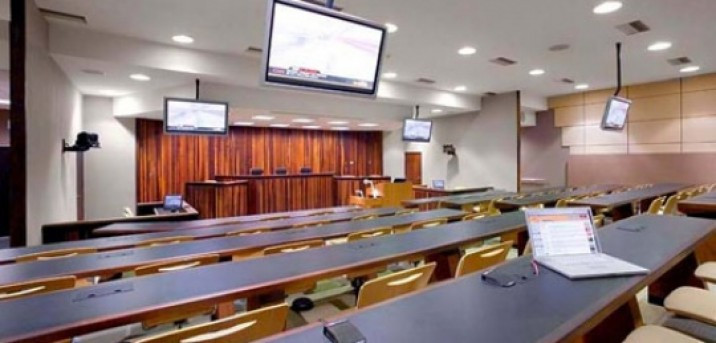 Shool of Law at the University of Puerto Rico - Amphitheater L1