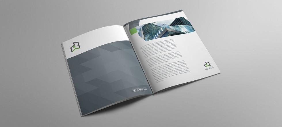 Architectural Aluminum Brochure