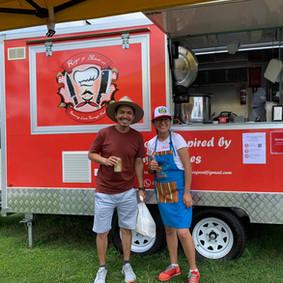 Rojo y Blanco Food Truck
