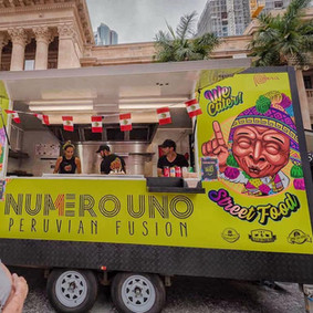 Numero Uno Food Truck