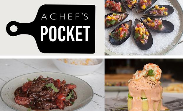 A Chef's Pocket