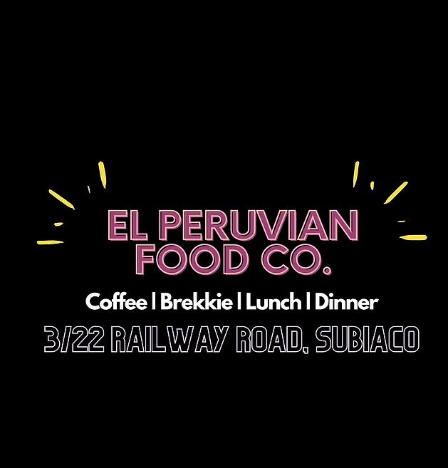El Peruvian Food Co Logo.webp