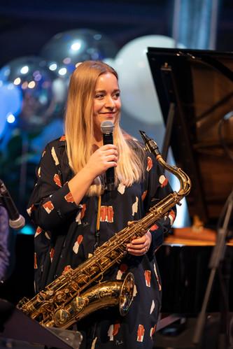 Cecilie Grundt Quintet  BMW Welt Jazz Award 2020   @BMW Welt