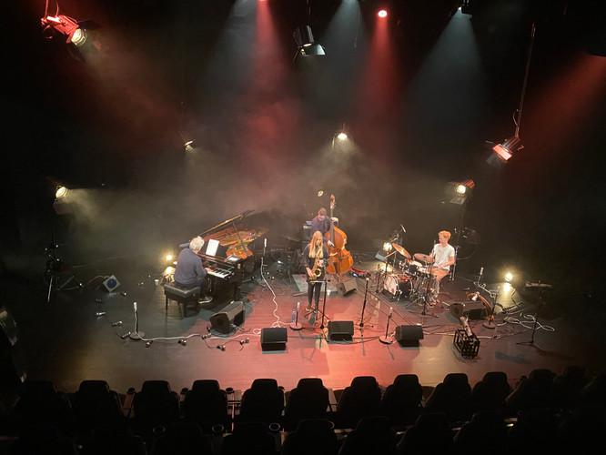 Cecilie Grundt Quartet  Arktisk Kultursenter  14.11.2020   Photo: Sverre Gjørvad