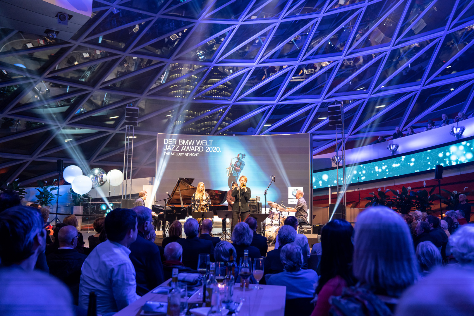 Cecilie Grundt Quintet, BMW Welt Jazz Award 2020 @BMW Welt