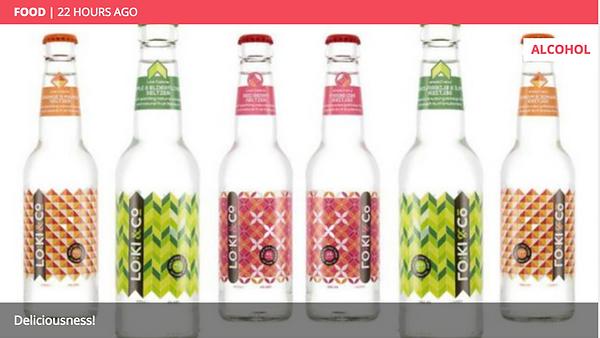 Loki & Co. - Low Calorie alcoholic drinks