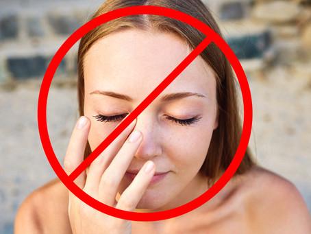 Coronavirus y la protección de tus ojos