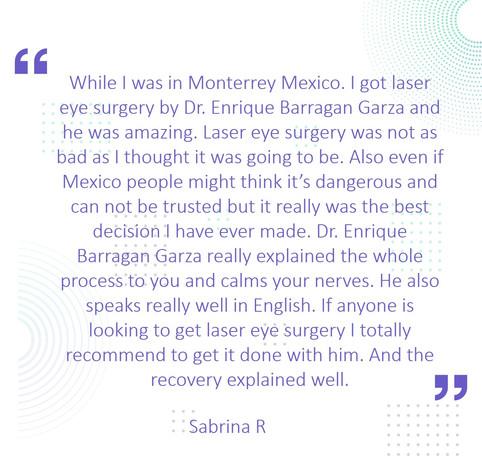 Consulta LASIK Monterrey