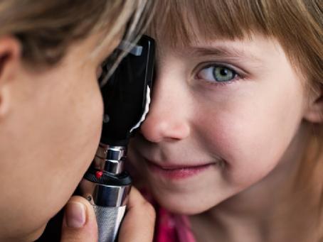 Cuando realizarse un examen ocular