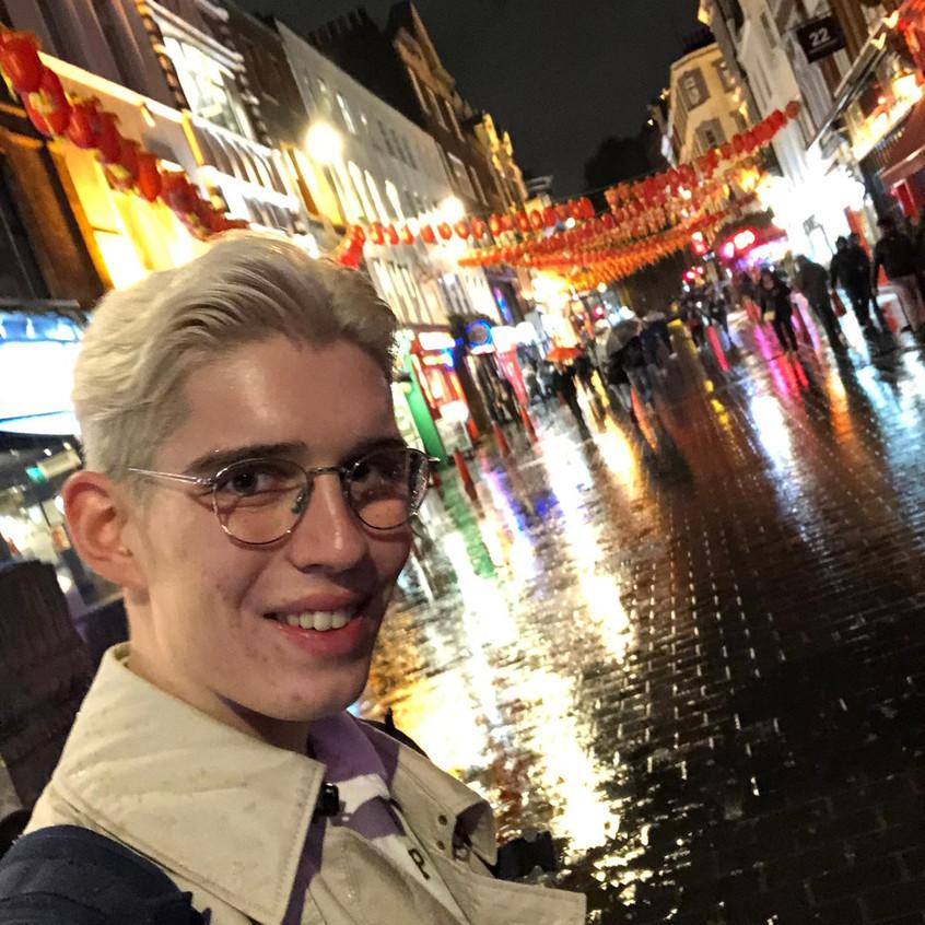 Jan in London