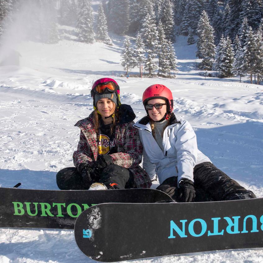 Snowboard Einsteiger 7
