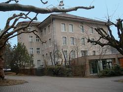 Schulhaus Meiringen