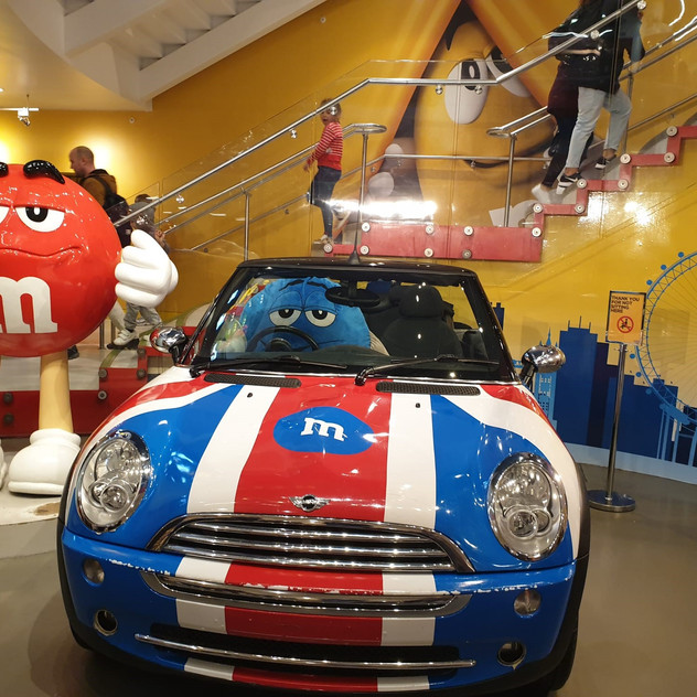 M and m's museeum