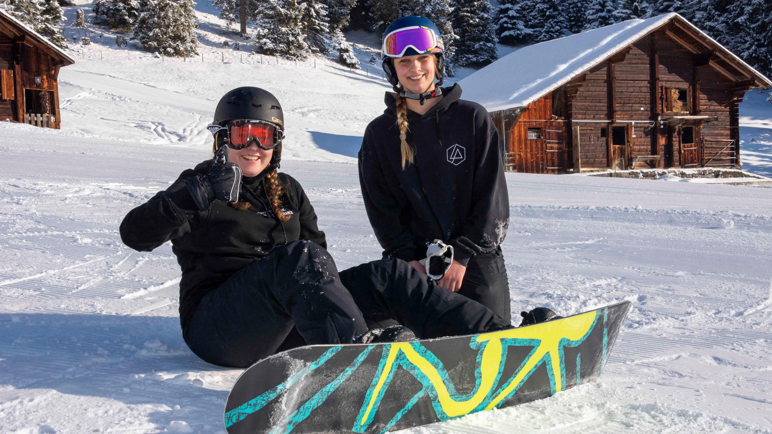 Snowboard Einsteiger 6