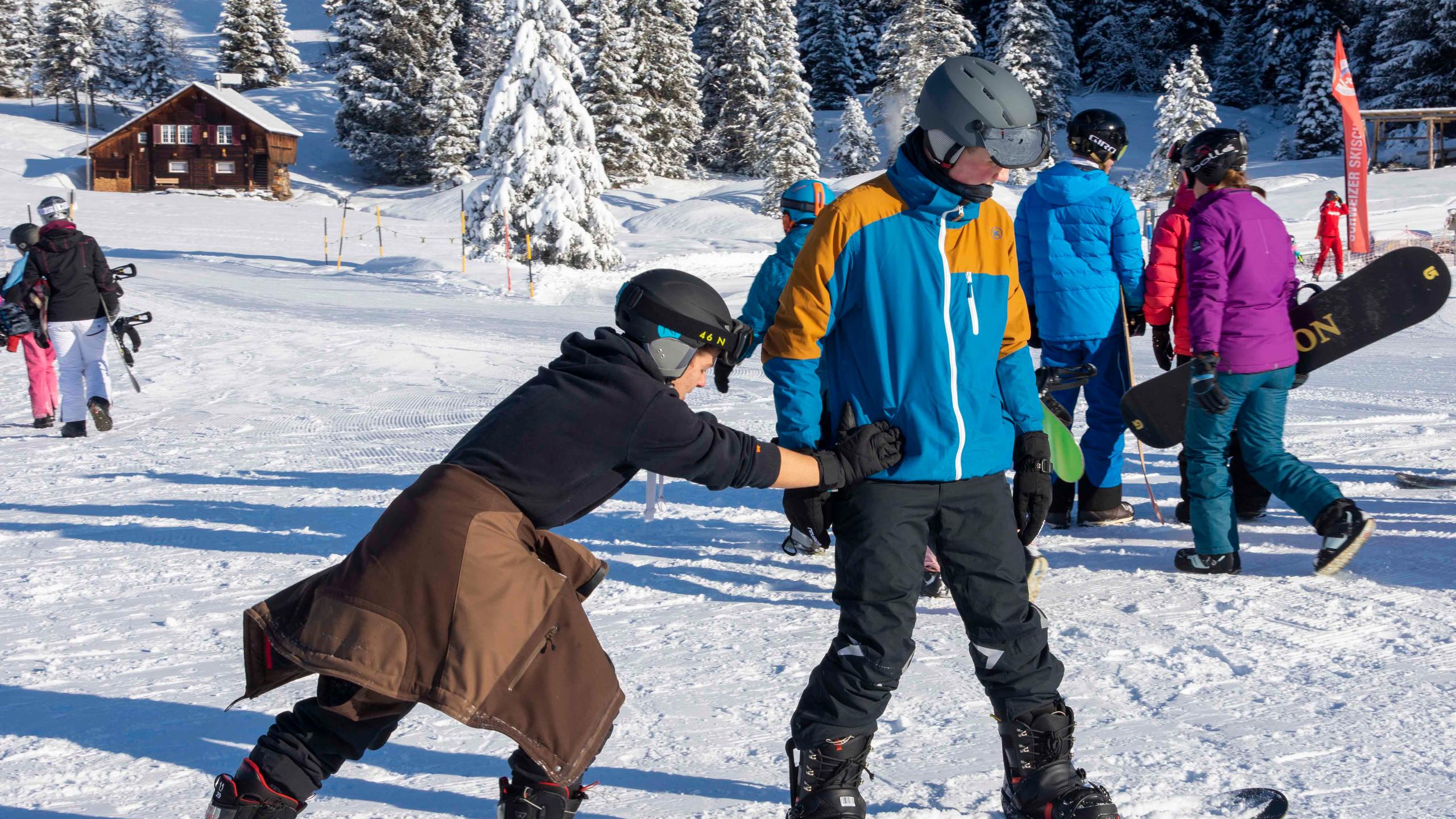 Snowboard Einsteiger